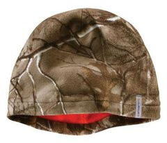 Carhartt Force Swifton Camo Fleece Cap, Camouflage, hi-res