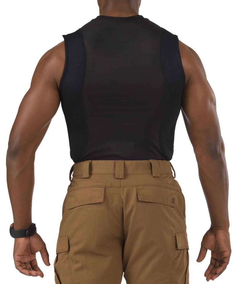 5.11 Tactical Sleeveless Holster Shirt, Black, hi-res