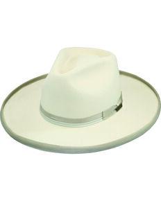 68b37b2356020 Larry Mahan Mens 4X Boise Silverbelly Hat