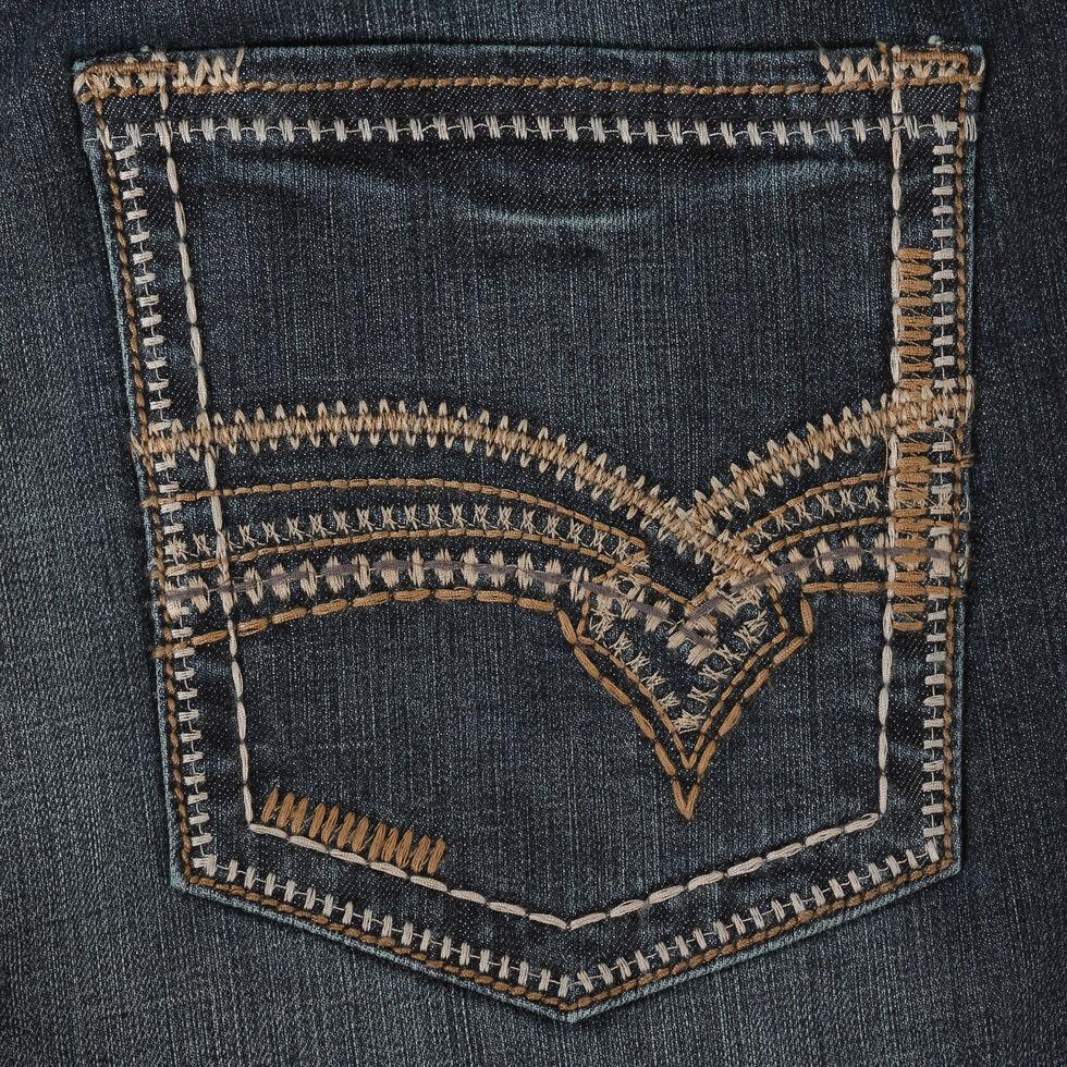 Wrangler Men's Rhythm Slim Boot Jeans - Big & Tall, Indigo, hi-res