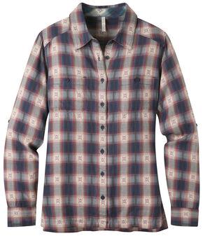 Mountain Khakis Women's Tavern Flannel Shirt, Pink, hi-res