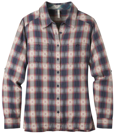 Mountain Khakis Women's Tavern Flannel Shirt, Pink, hi-res