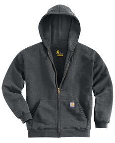 Carhartt Hooded Sweatshirt - Big & Tall, Charcoal Grey, hi-res
