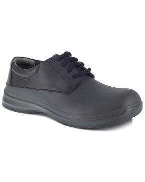 Grabbers Women's Literush Slip Resisting Work Boots - Soft Toe, Black, hi-res