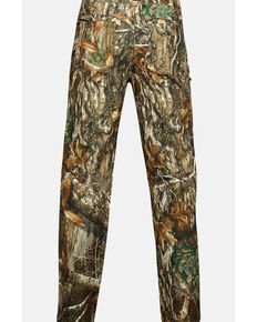 Under Armour Men's Realtree Camo Edge Hardwoods Stretch Work Pants , Camouflage, hi-res