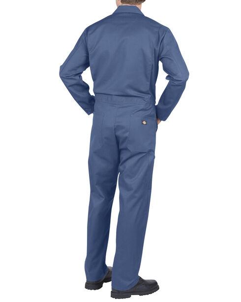 Dickies Long Sleeve Coveralls - Big & Tall, Blue, hi-res