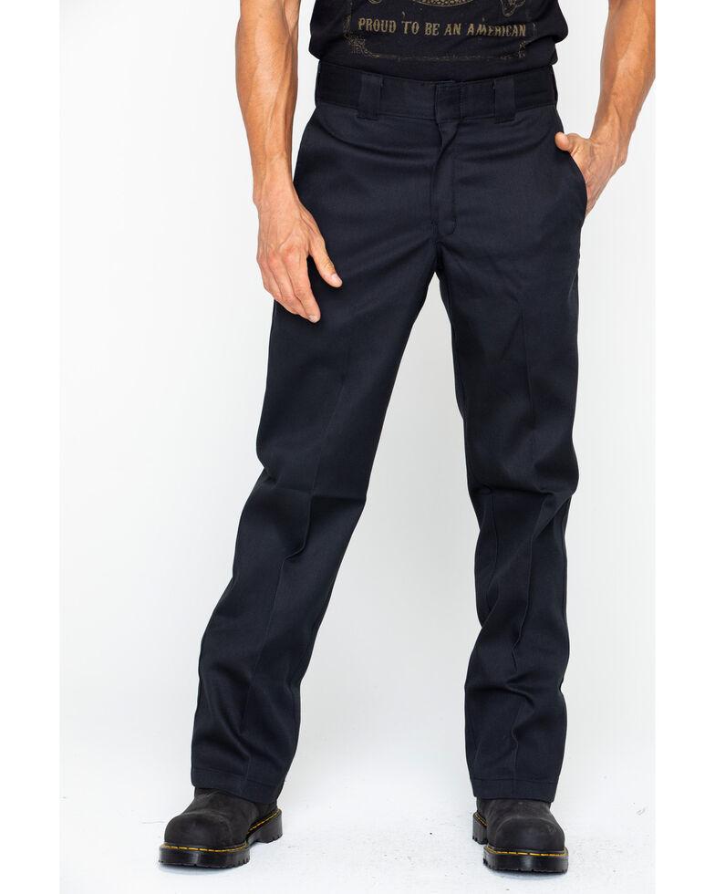 2bd368cbcf Zoomed Image Dickies Men's 874 Flex Work Pants, Black, hi-res