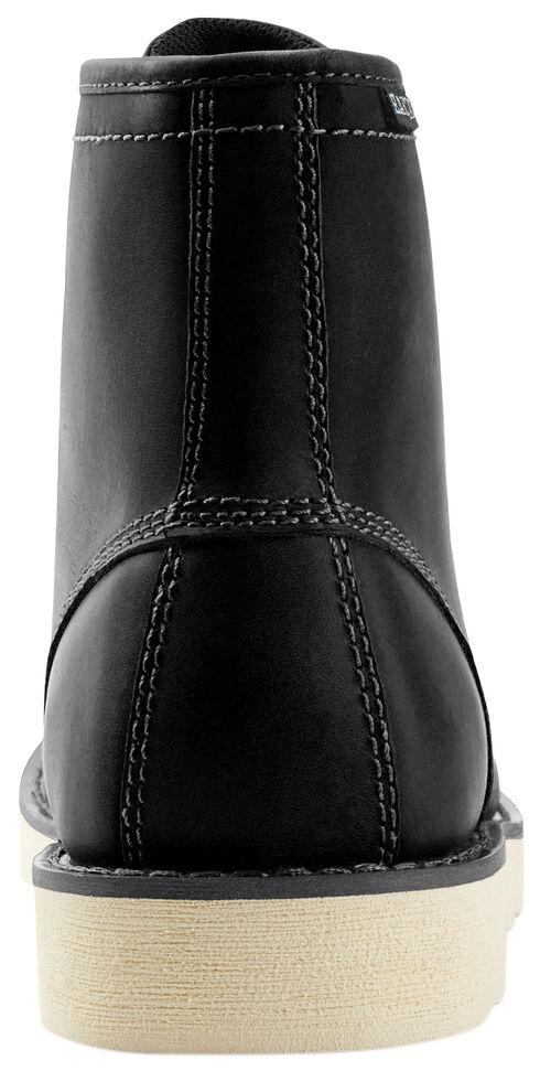 Eastland Men's Black Lumber Up Boots , Black, hi-res