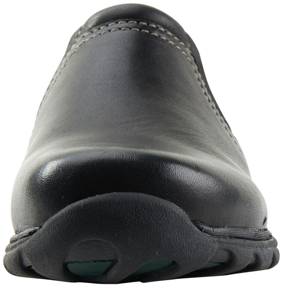 Eastland Women's Black Liliana Slip-Ons , Black, hi-res