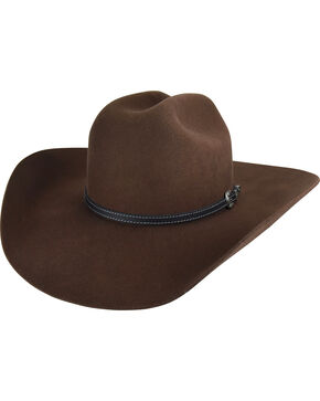 Bailey Men's Pecan Traveller 2X Hat , Pecan, hi-res