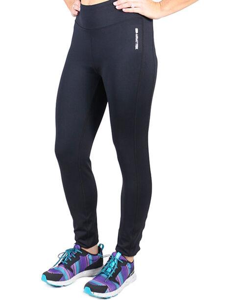 Ariat Women's Black Circuit Legging, Black, hi-res