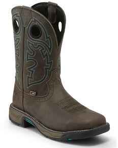 1ea50007758 Justin Steel Toe Boots - Sheplers