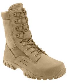Bates Men's Cobra Jungle Tactical Work Boots - Soft Toe, Tan, hi-res