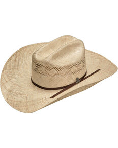 Ariat Men's Natural 7X Sisal Cowboy Hat , Natural, hi-res