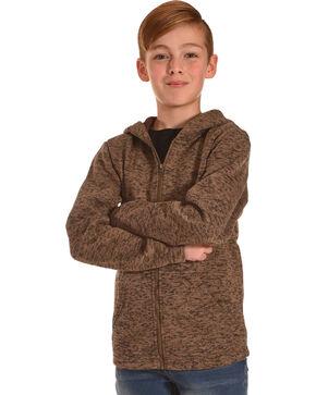 Cody James Boys' Fleece Camp Sweater, , hi-res