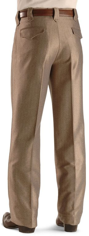 Circle S Boise Dress Slacks, Khaki, hi-res