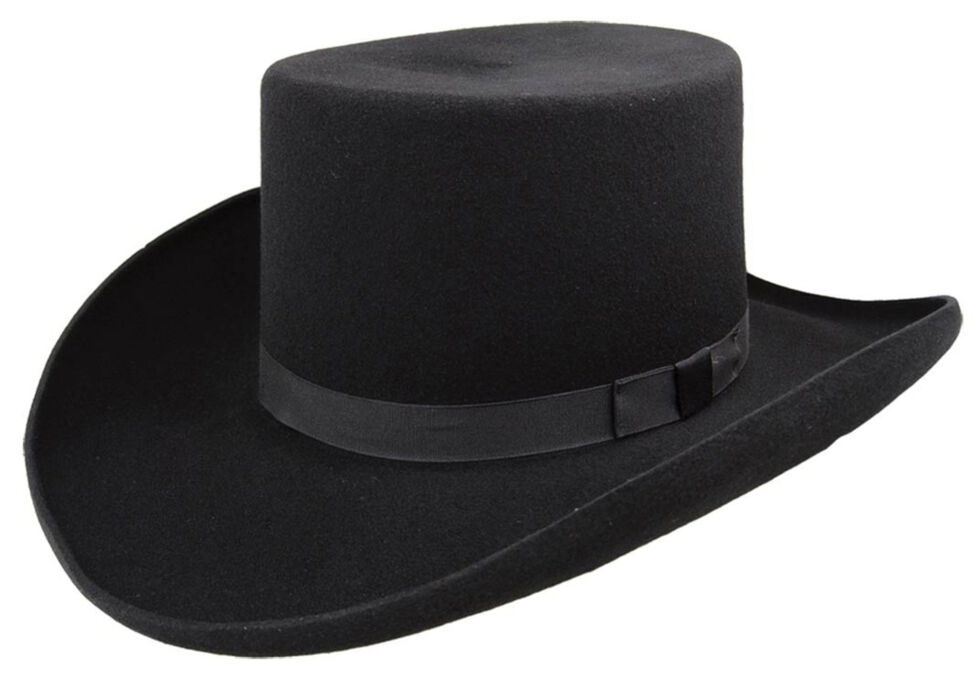 Bailey Western Dillinger Flat Top Hat  3d2b229ab302