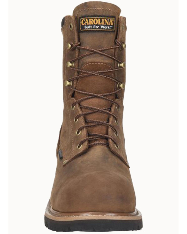 Poplar Logger Boots - Soft Toe   Sheplers