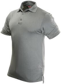 Tru-Spec Men's 24-7 Series Short Sleeve Performance Polo Shirt - Extra Large (2XL - 5XL), Green, hi-res