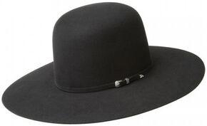 Bailey Men's Stellar 20X Fur Felt Cowboy Hat, Black, hi-res