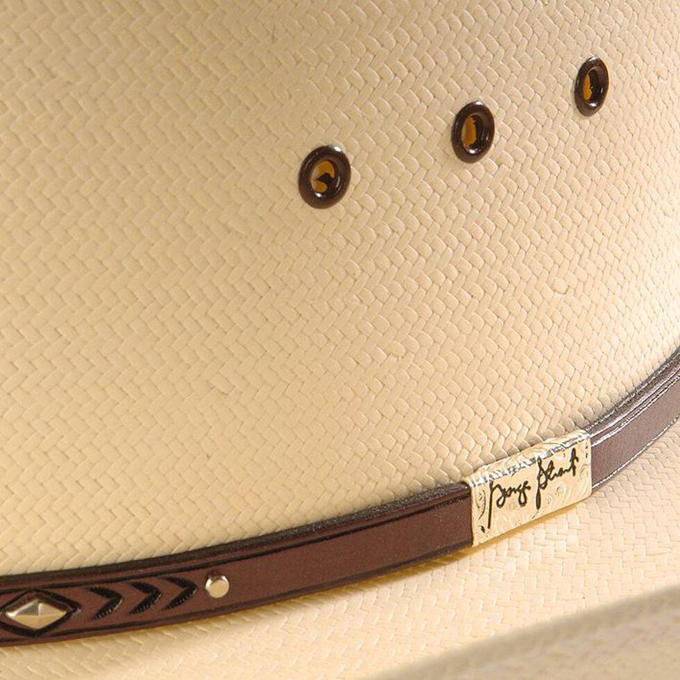 8737594e06824 Resistol George Strait Palo Duro 8X Straw Cowboy Hat