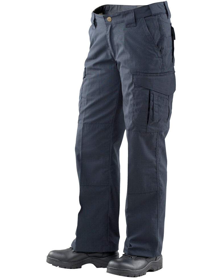 Tru-Spec Women's 24-7 Series EMS Pants, Navy, hi-res