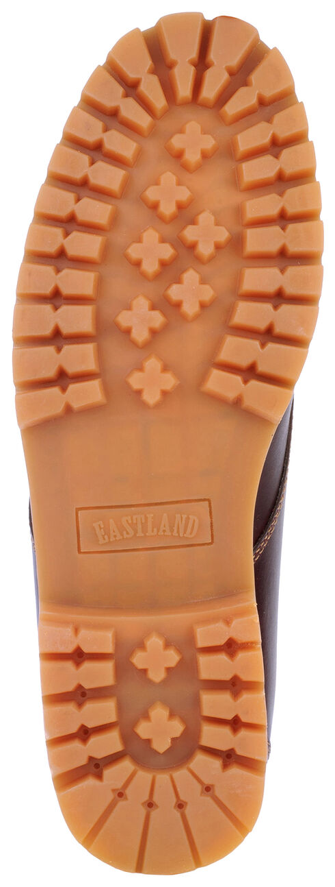 Eastland Men's Burgundy Seville Oxfords , Burgundy, hi-res
