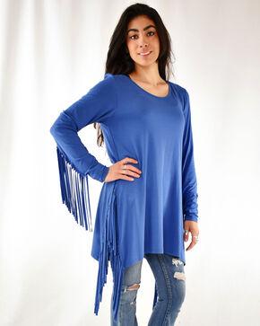 Tasha Polizzi Women's Teton Tunic , Blue, hi-res