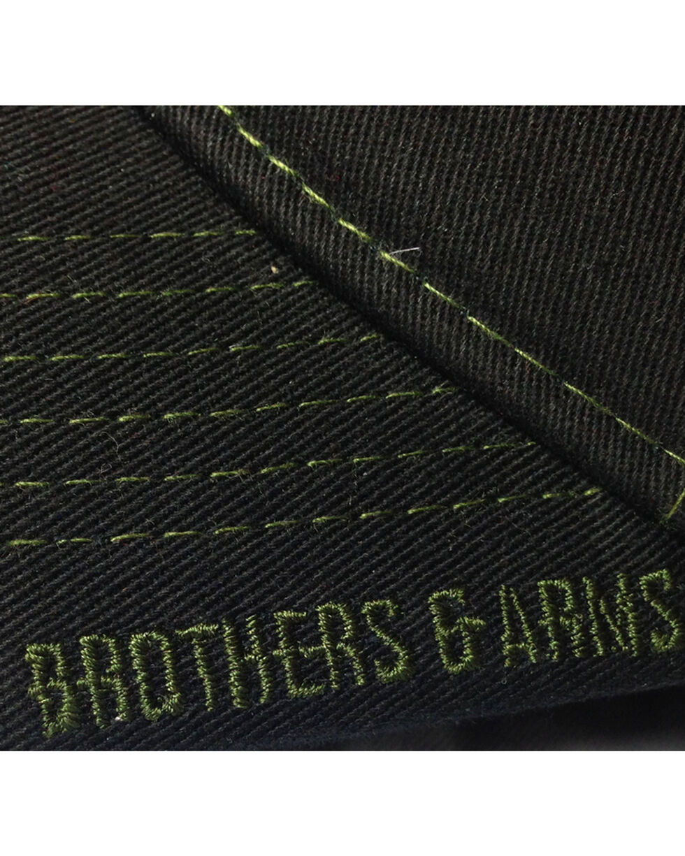 Brothers & Arms Men's Precision Shooters Cap, Black, hi-res