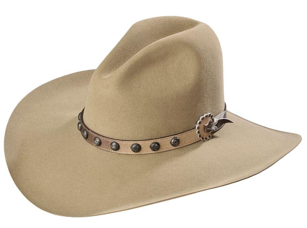 ef8ba09f23 Stetson 4X Broken Bow Buffalo Cowboy Hat