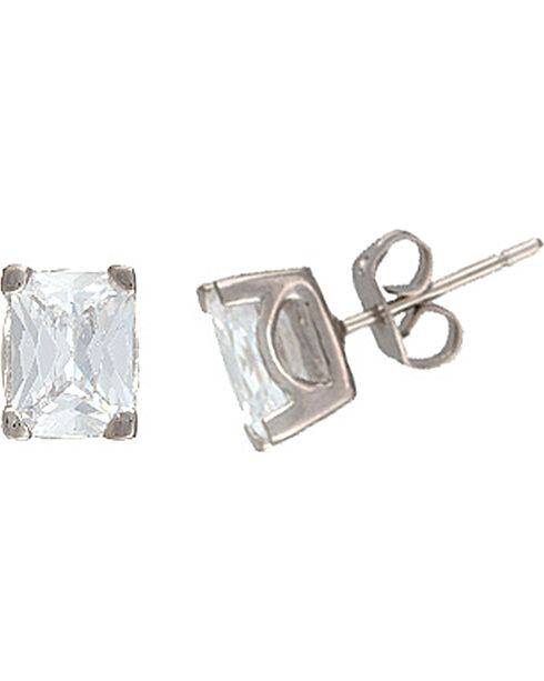 Montana Silversmiths Star Lights Oval Stud Earrings, Silver, hi-res