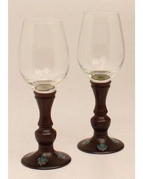 Western Moments Monarch Wine Glasses, Multi, hi-res