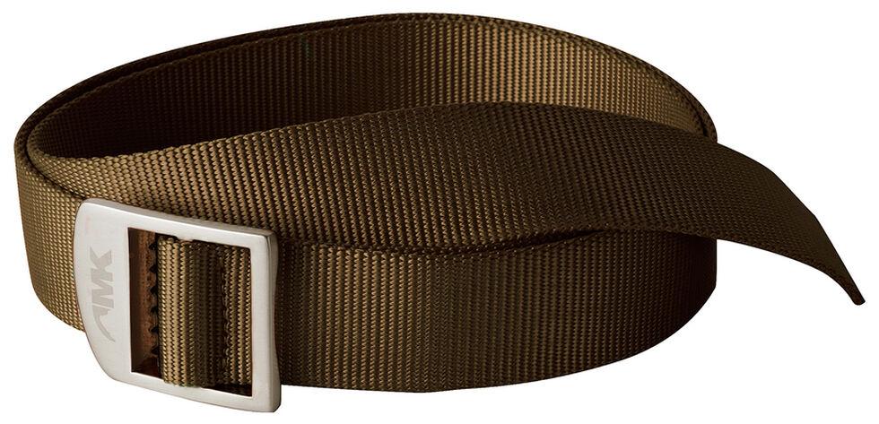 Mountain Khakis Brown Webbing Belt , Brown, hi-res