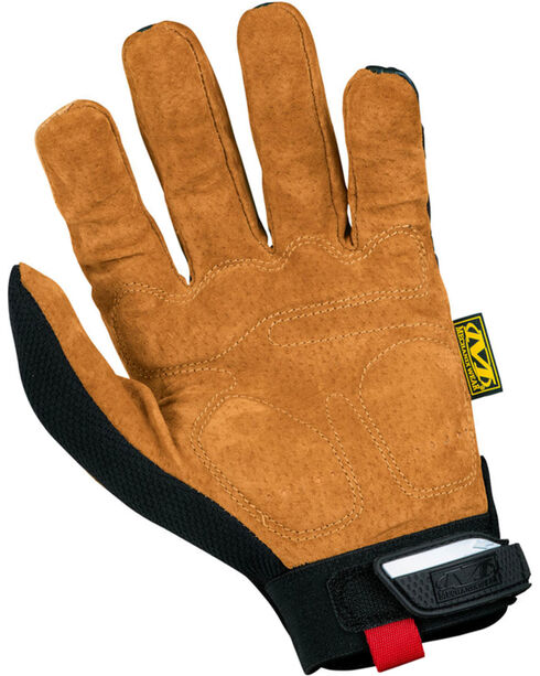 Mechanix Wear Leather M-Pact Gloves , Multi, hi-res