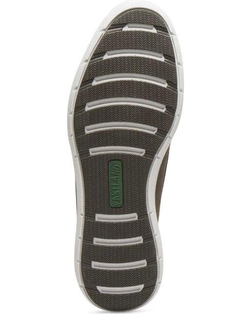 Eastland Men's Benton Boat Shoes - Moc Toe , Grey, hi-res