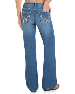 Wrangler Women's Ultimate Riding Shiloh Jeans - Boot Cut , Blue, hi-res