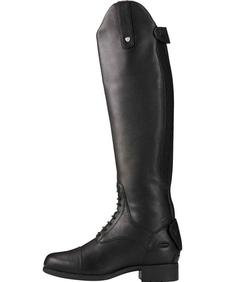 Ariat Women's Black Tall Bromont Pro Zip Insulated Paddock Boots, Black, hi-res