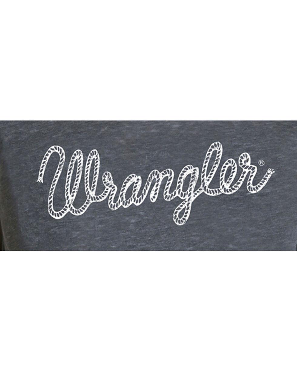 Wrangler Women's Navy Rope Logo Fashion Tee , Navy, hi-res