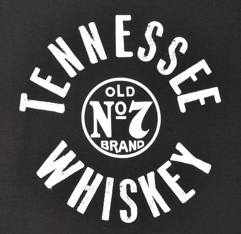 Jack Daniel's Men's Tennesee Whiskey Short Sleeve T-Shirt, Black, hi-res