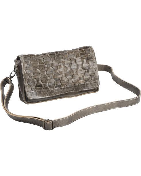 Bed Stu Women's Aruba Tan Rustic Crossbody Bag, Dark Brown, hi-res