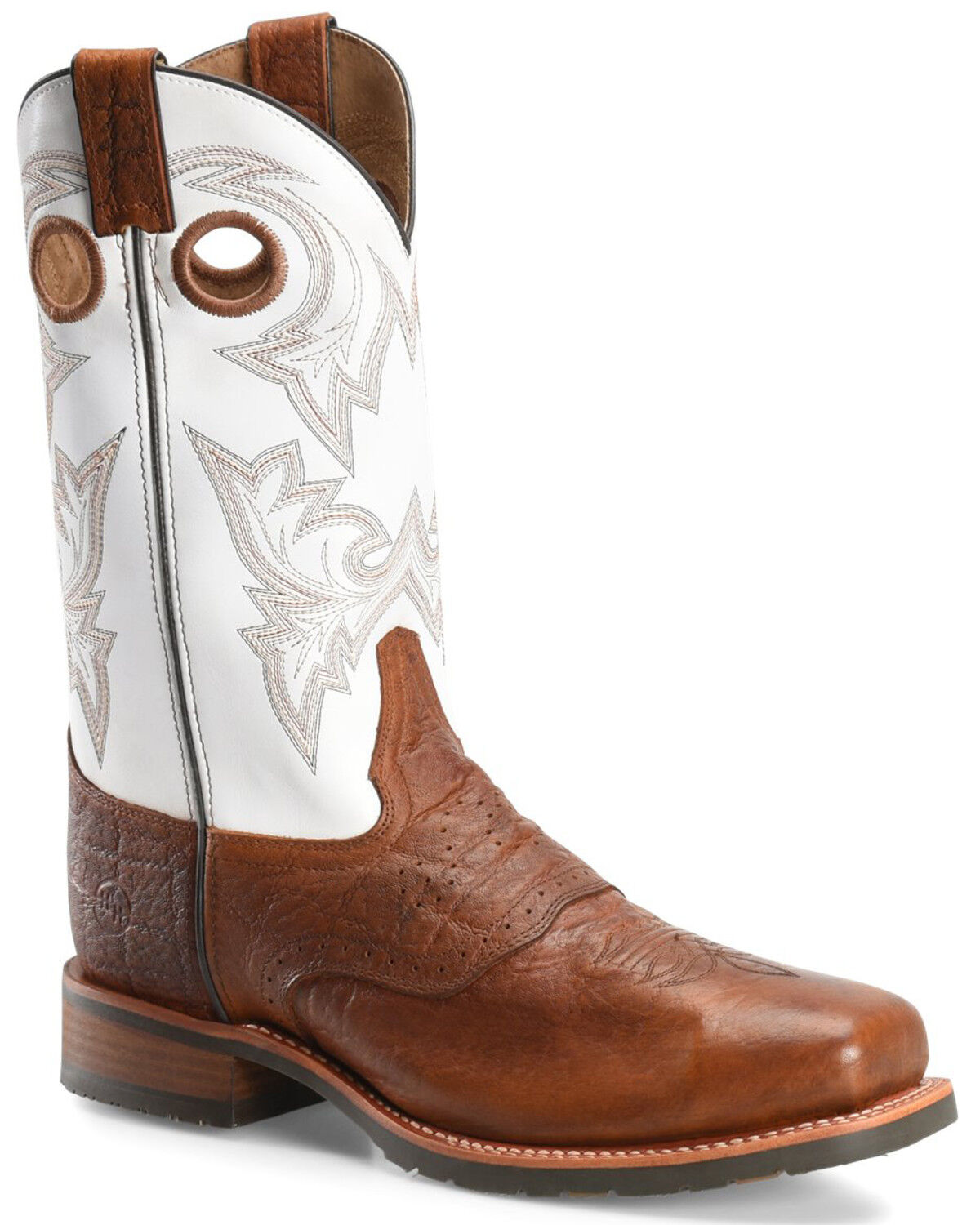 Double H Men's Marty Western Work Boots