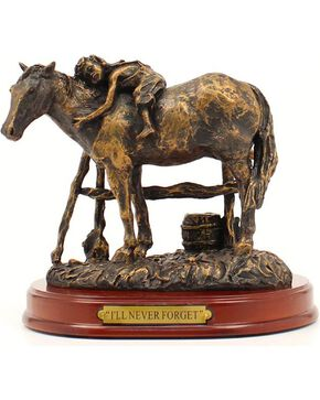 """Western Moments """"I'll Never Forget"""" Statue, Brown, hi-res"""