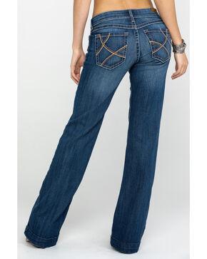 Ariat Women's Copper Ella Medium Trouser Jeans , Blue, hi-res