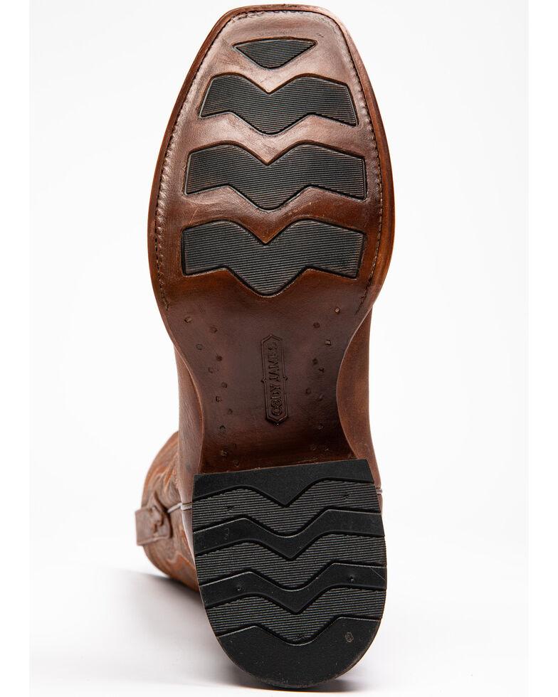 Cody James Men's Moscow Rust Western Boots - Narrow Square Toe, Rust Copper, hi-res