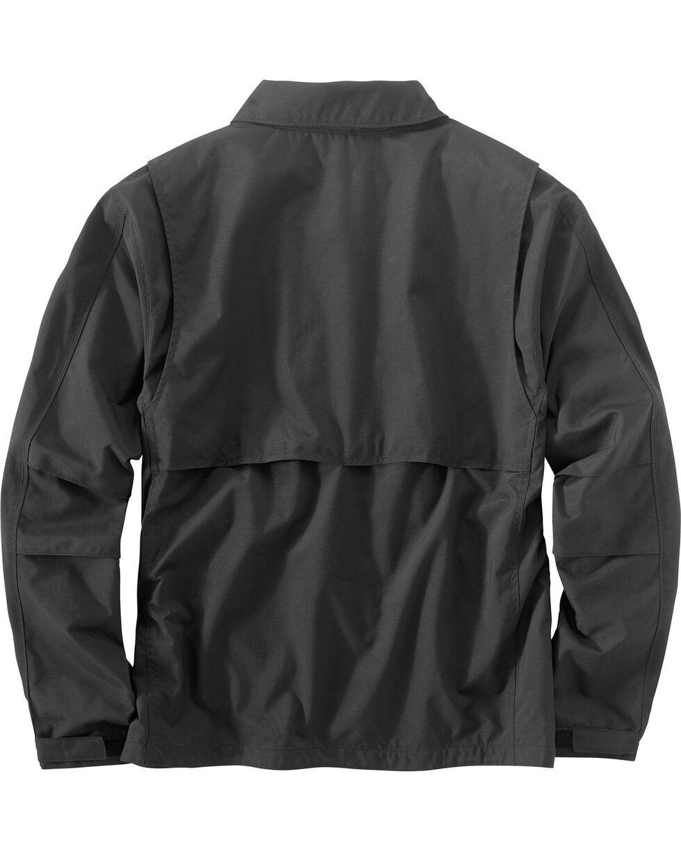 Carhartt Men's Full Swing Briscoe Jacket - Big & Tall, Black, hi-res
