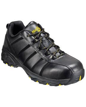 Nautilus Men's Athletic Work Shoes - Composite Toe, Black, hi-res