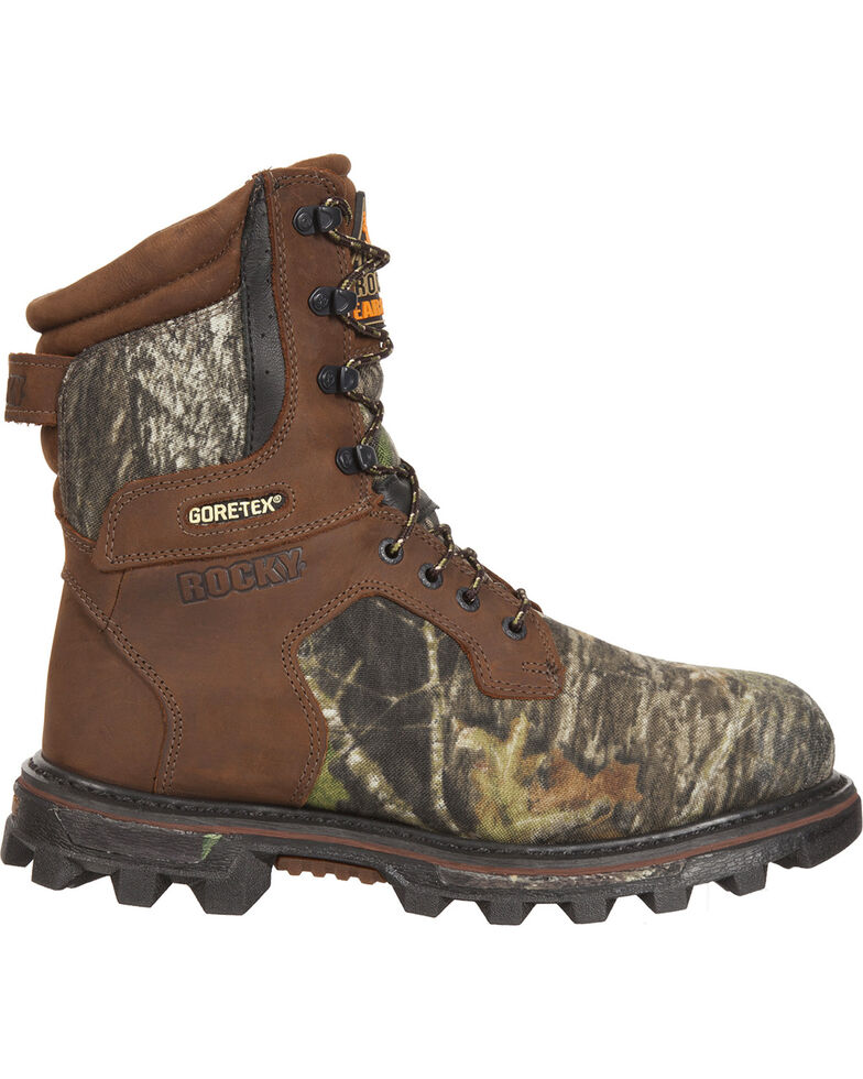 7b0e640dff9 Rocky Men's BearClaw 3d Gore-Tex Waterproof Insulated Hunting Boots