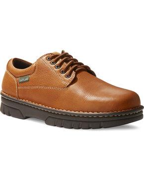 Eastland Men's Brown Plainview Oxfords , Tan, hi-res