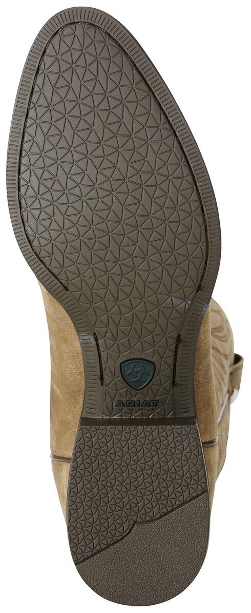 Ariat Men's Brown Heritage Hickok Boots - Medium Toe, Brown, hi-res