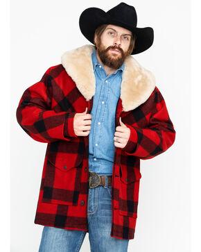 Filson Men's Lined Wool Packer Coat, Multi, hi-res